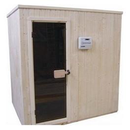 Cabina sauna finlandese